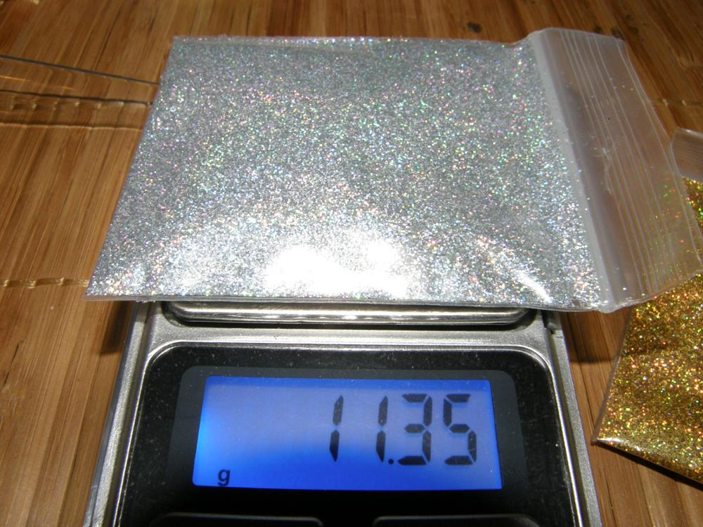 0 2mm 17Colors Laser Holographic Glitter DIY Manicure Diamond Glitter For Nail Gel Polish Or Nail Craft Art Decoration 10g in Nail Glitter from Beauty Health
