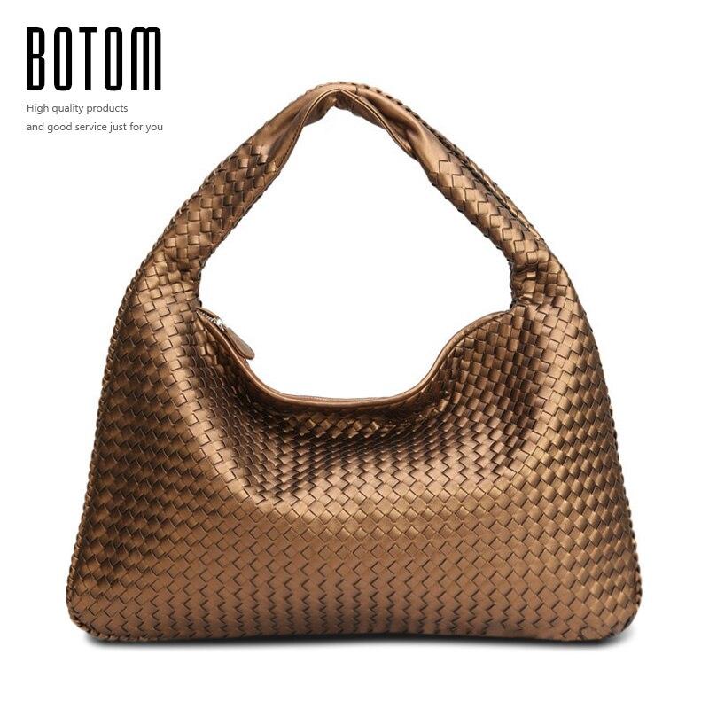Online Buy Wholesale woven hobo bag from China woven hobo bag ...