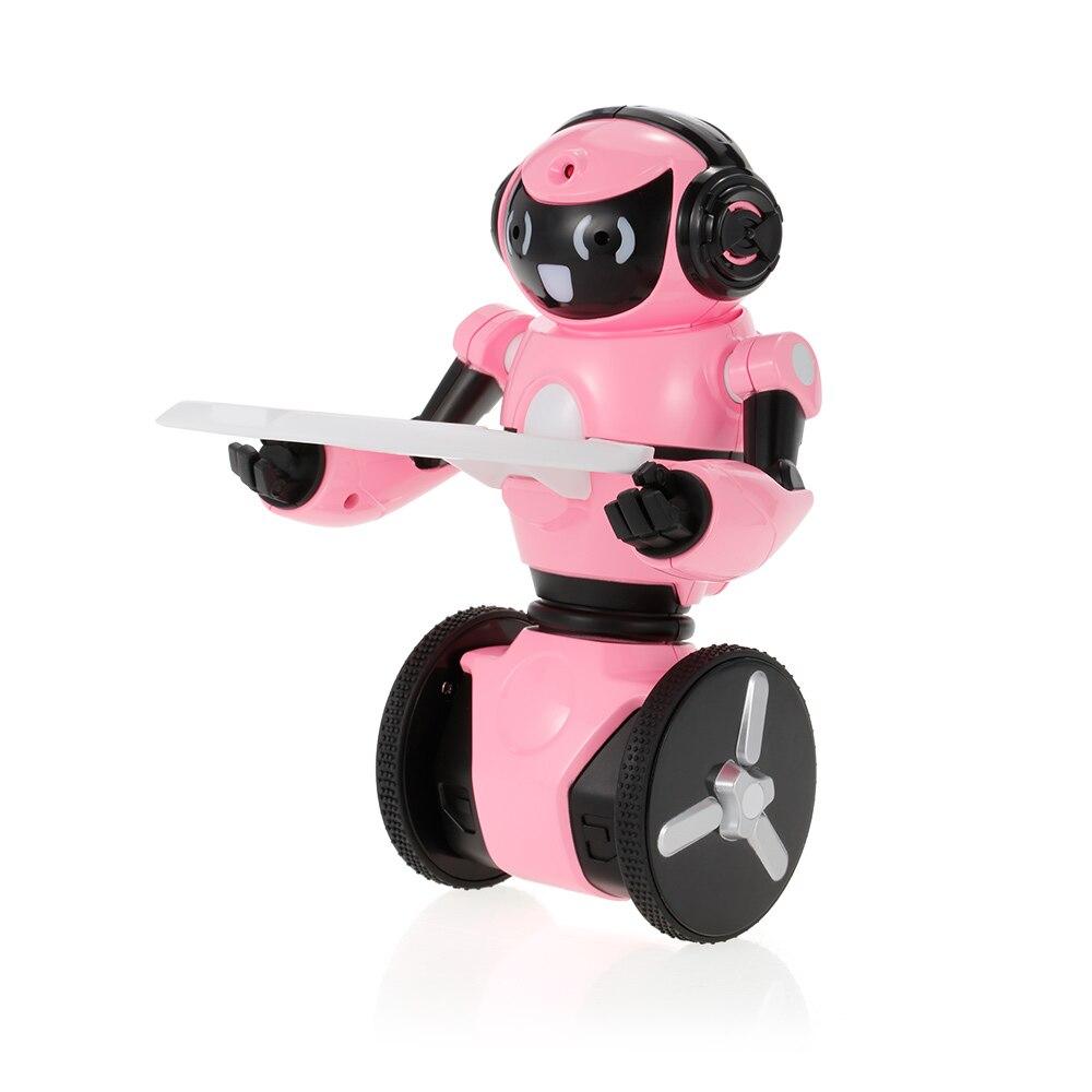 Wltoys RC Robot F4 0.3MP Camera Wifi FPV APP Control Intelligent G-sensor Smart Robot Super Carrier RC Toy Gift for Children (16)
