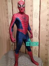 2017 New The Spider-Man 3D Printing Cosplay Costume Zentai Fullbody Superhero Spiderman Adult Halloween Costumes for Men/Women spiderman cosplay lycra zentai costumes muscles costume custom made tights adult catsuit men spiderman costumes new kids