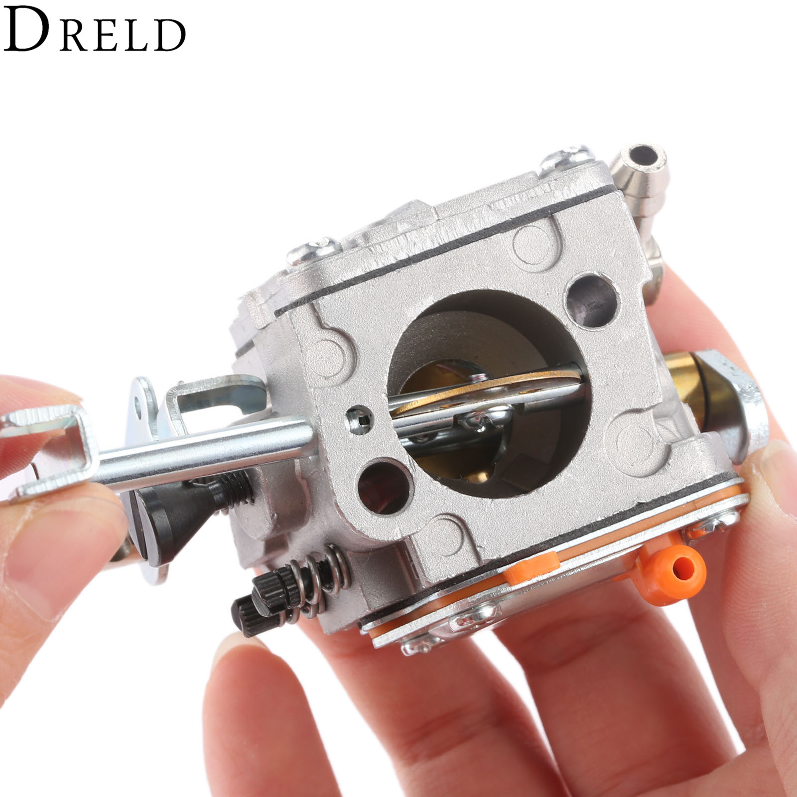DRELD Carburetor Carb for Wacker Neuson WM80 BS600 BS650 BS700 BS600S BS50 2 BS60 2 BS70 2 Trimmers Brush Cutters Engine