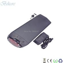 48v 500w 750w magic pie edge motor power ebike battery 48v 12ah 13ah 14.5ah 15ah 16ah 17ah 17.5ah rear rack style e-bike battery
