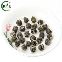 Dragon жасмин ball дракон перл питание похудения китайский зеленый чай весна