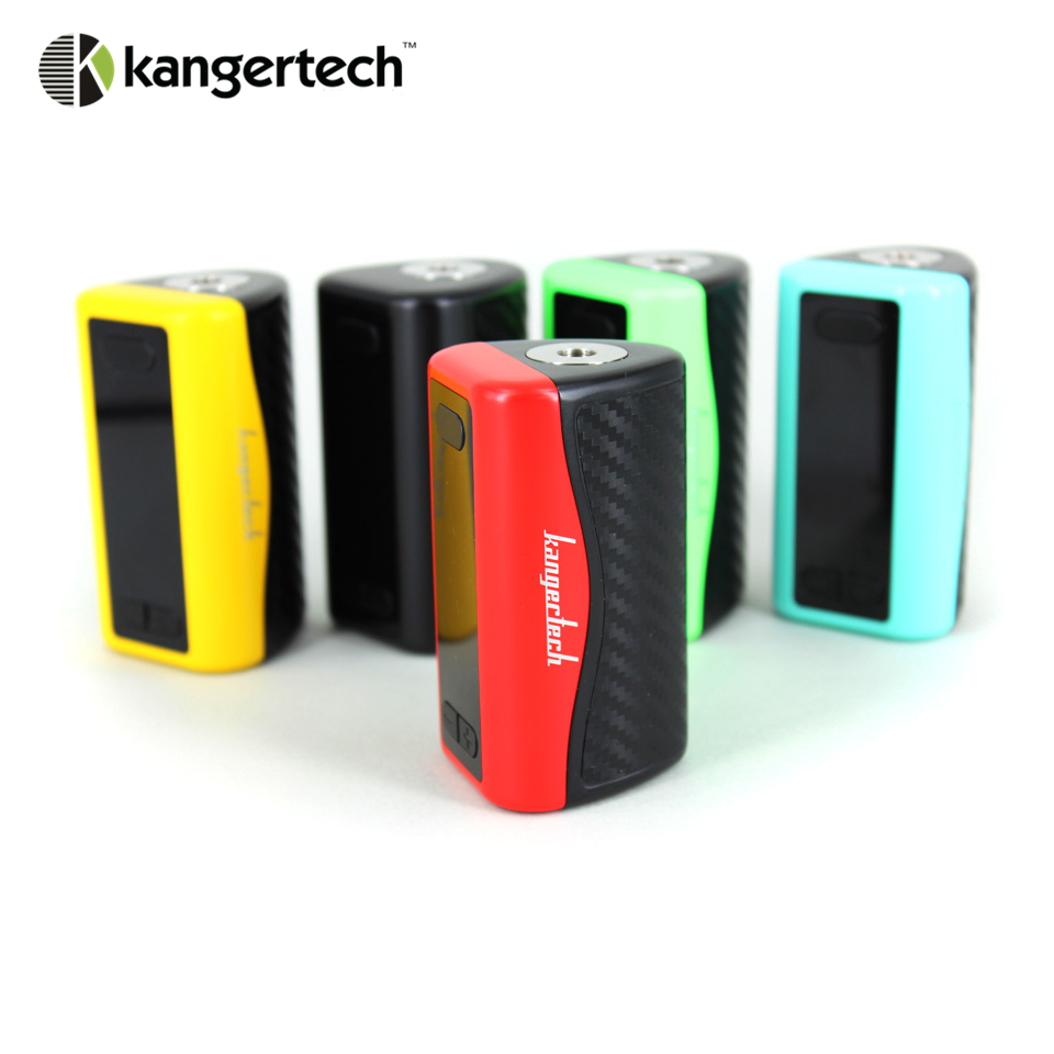 Electronic Cigarette Original Kanger iKen Box Mod Built-in 5100mAh Battery 230W Mod Kang ...