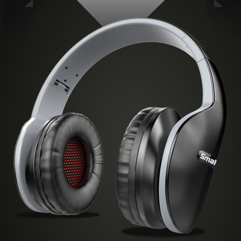 New head phone headphones automatically reduce noise HiFi sound game USB headphones