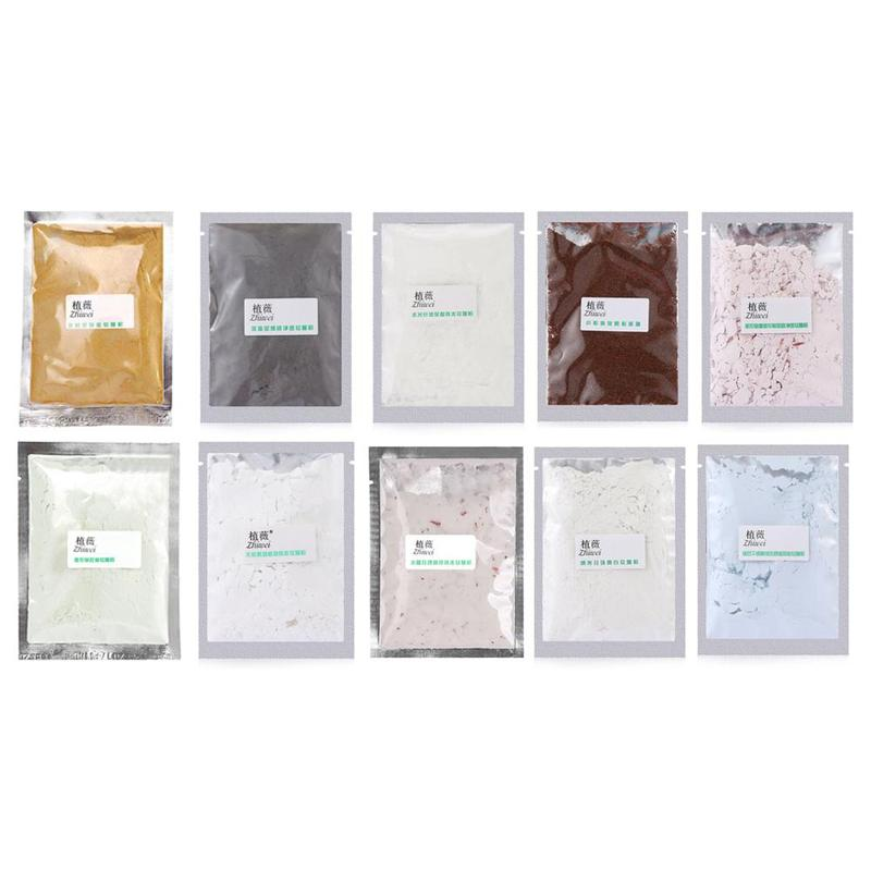 Collagen Hyaluronic Acid Soft Mask Powder Face Mask Anti Aging Anti Wrinkle Peel Off Rubber Mask Powder 20g