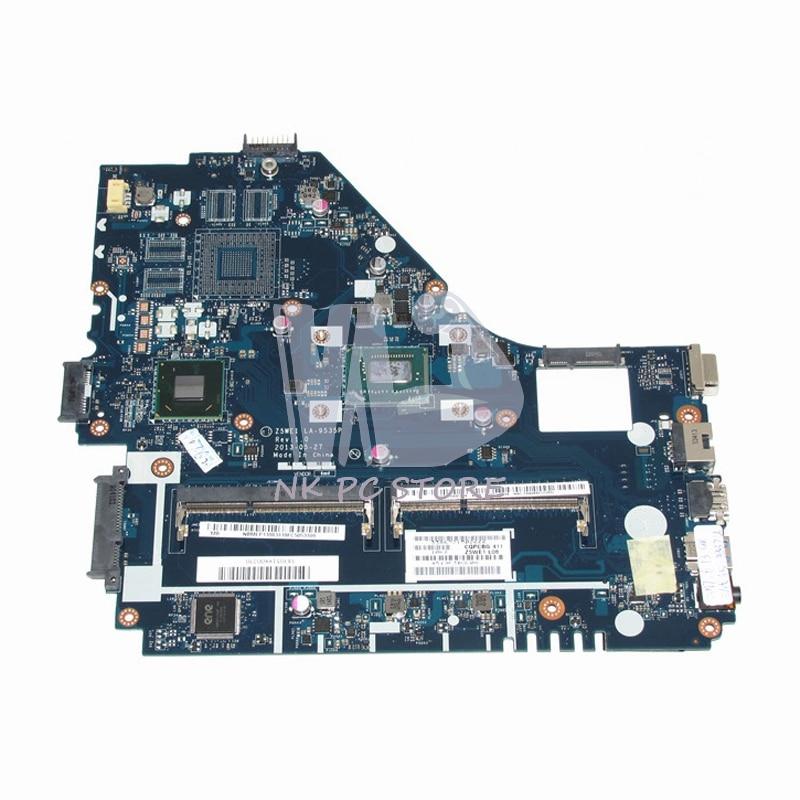 NBMEP11003 NBMEP11003 For Acer aspire E1-570G NV570P Laptop Motherboard Z5WE1 LA-9535P i5-3337U CPU DDR3 dc power jack cable connector for acer aspire e1 e1 530 e1 570 570g 570p for gateway ne570 ne572 ne570p dc30100px00 50 mepn2 002