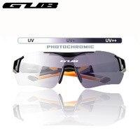GUB 5600 Велоспорт фотохромные очки автоматический обесцвечивание велосипед очки Спорт на открытом воздухе солнцезащитные для