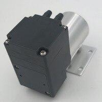 68kpa вакуум 5L/мин Кисть постоянного электрического запотевание насоса 12 В DC