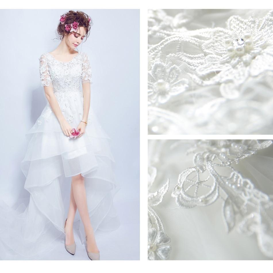 SOCCI Weekend 2018 Bryllupskjoler Sexy blonder Flower fairy Kort - Bryllupskjoler - Bilde 5
