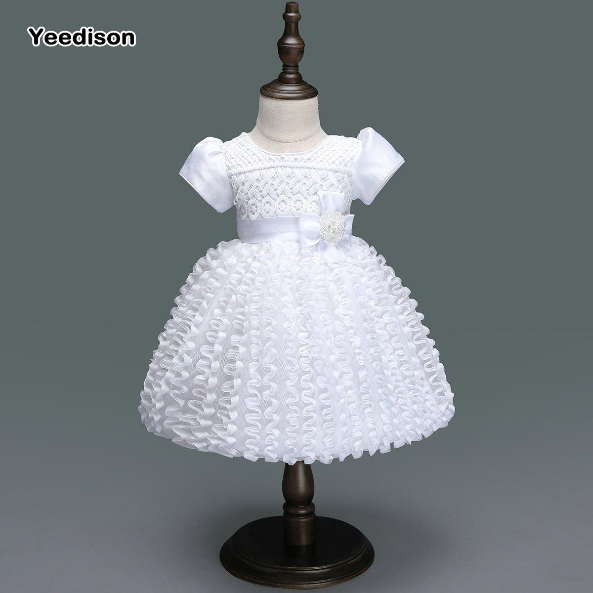 Yeedison Baby Mädchen Hochzeit Kleid Prinzessin Infant Mädchen 1 ...