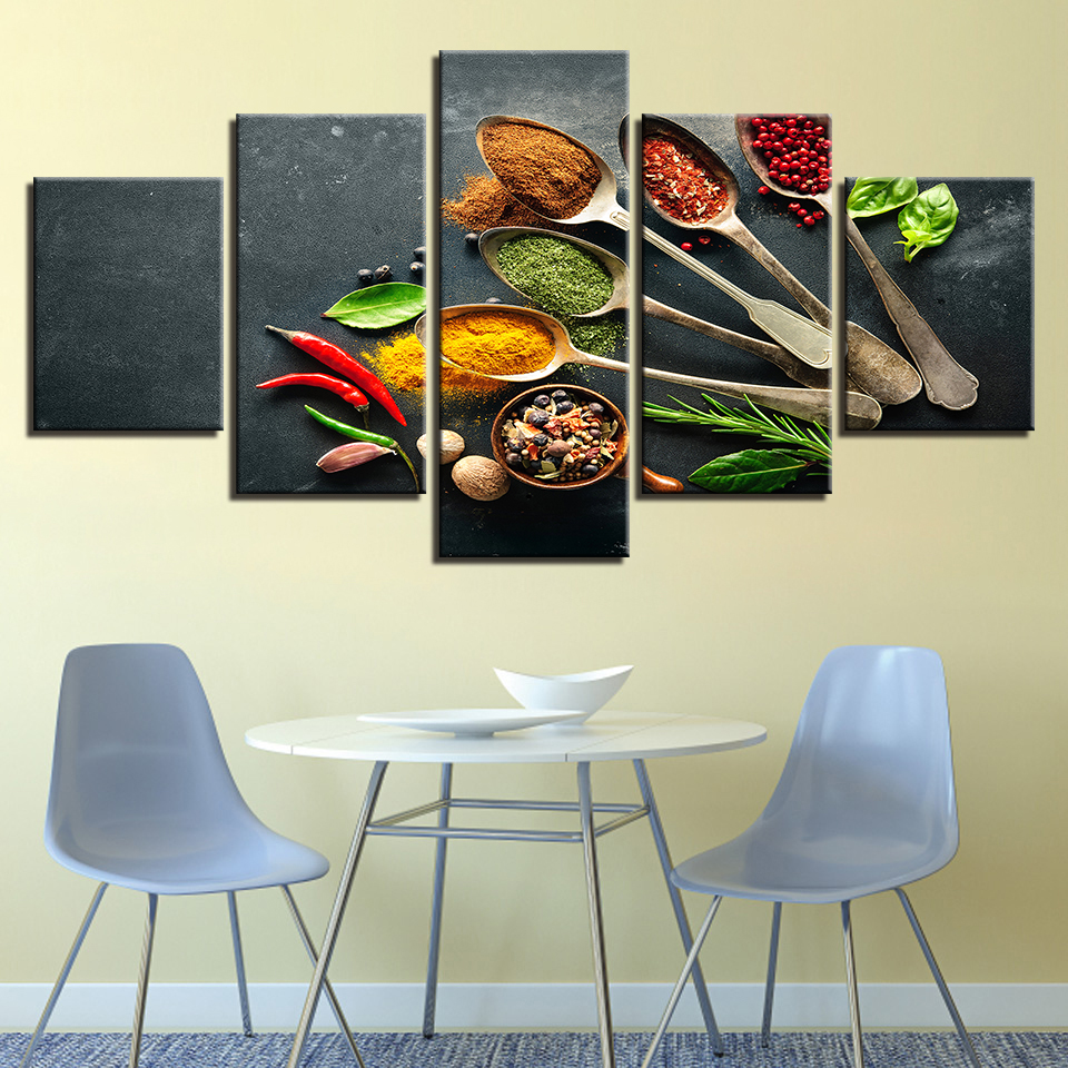 Яркие постеры для кухни