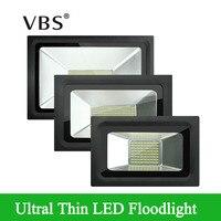 Ultra Thin LED Floodlight 15W 30W 60W 100W 150W 200W IP65 Waterproof Flood Light Outdoor Lighting