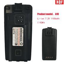 Xqf li ion 72 v 1100mah 792wh батарея для motorola a10 радио