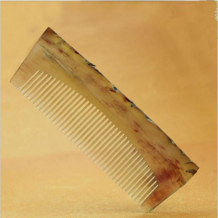 1 copë më e lirë Krehja natyrale e brirëve e flokëve Kujdesi - Kujdesi dhe stilimi i flokëve