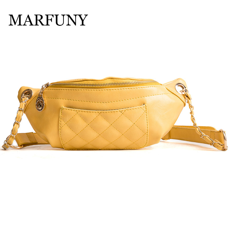 41e07f6b69b7 MARFUNY Mode Wavy Lignes Taille Sac Femmes Taille Fanny Pack ...