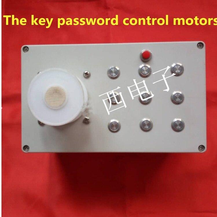 Новый продукт реальной жизни номер побег комнаты реквизит ключ Пароль двигателя вперед и назад шифр двигателя