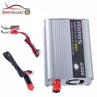 2015 Newest Car Power Inverter DOXIN DC 12V To AC 220V Car Battery Charger Universal 500W