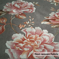 Luxury European 3D Wall Paper Home Decor Background Wall Classic Damask Wallpaper Floral Wallcovering 3D Wallpaper