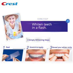 Image 3 - 3D White Professional Effects Whitestrips Teeth Whitening Kit Remove 14 Years of Stain Enamel safe Ingredient