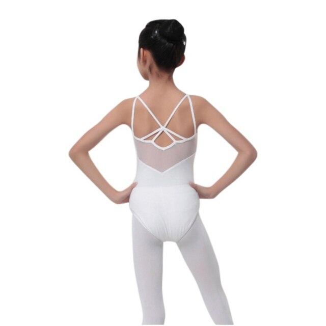 Дети Vestidos Твердые Большой Размеры платье Платья для вечеринок для девочек танец купальник боди балетное платье костюм топы S1