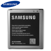 Original Samsung Replacement Battery For Galaxy Core Prime G360 G361 G360V G3608 G360H EB BG360BBE 2000mAh With NFC