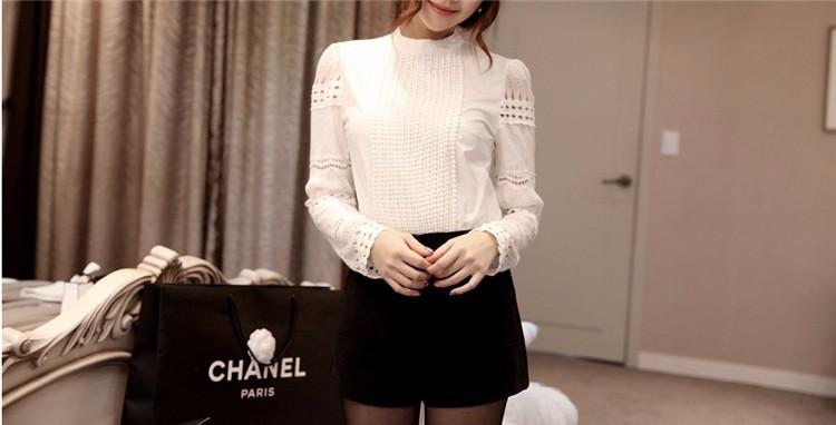 HTB1MeDXOFXXXXbSaXXXq6xXFXXX1 - Summer plus size casual Cotton ladies white lace