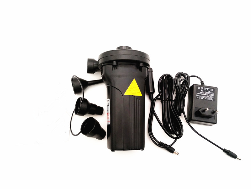 Automobiles & Motorcycles 12v 100w Car Rechargable Pump Electric Inflatable Air Pump For Kayak Boat Swimming Pool Air Cushions Ball Auto Portable Blower Travel & Roadway Product