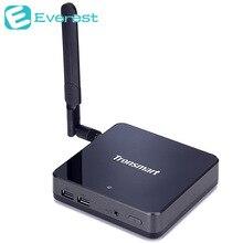Tronsmart ара x5 плюс windows 10 mini pc tv box intel atom cherry trail z8300 quad core 1.8 ГГц процессора 2 г/32 г wi-fi hdmi USB3.0