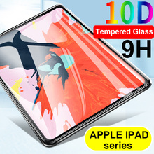 Tempered Glass For Apple iPad Air 5 6 Mini 5 4 3 2 1 Screen Protector For iPad Pro 9.7 10.5 11 2017 2018 Tablet Protective Film tempered glass for ipad 2017 2018 9 7 air 1 2 screen protector for ipad mini 1 2 3 4 protective film for ipad pro 11 10 5 9 7