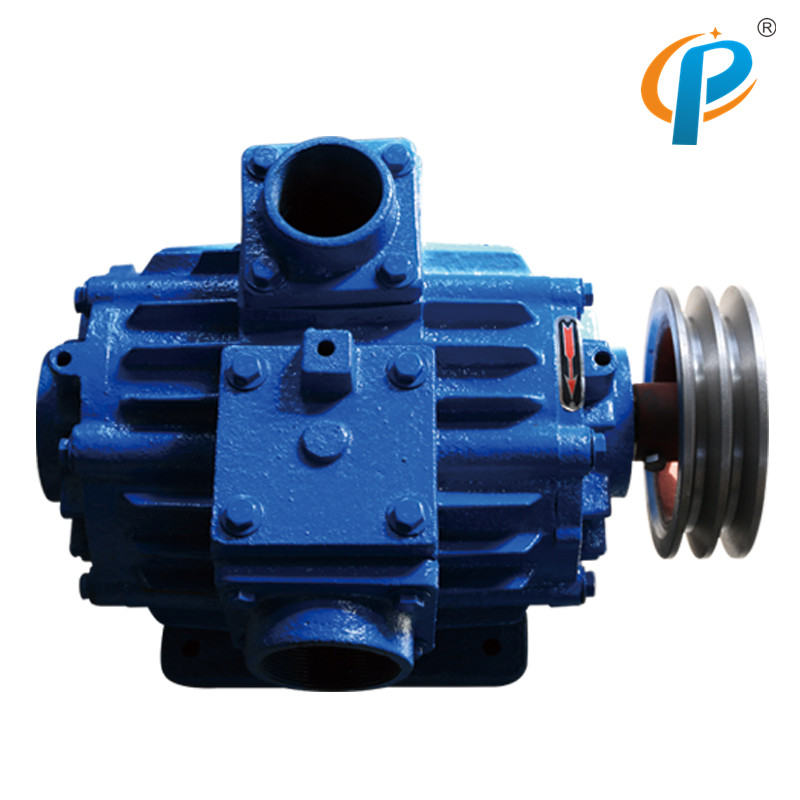 Oil sealed Fiber Rotary Blade 2100L Vacuum Pump for Milking System