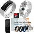 A99 COMLYO Inteligente Faixa de pulso de Oxigênio No Sangue de Pulso Esporte Freqüência Cardíaca Pulseira sono Monitoramento SMS/Lembrete de Chamada Bluetooth Para iOS Android