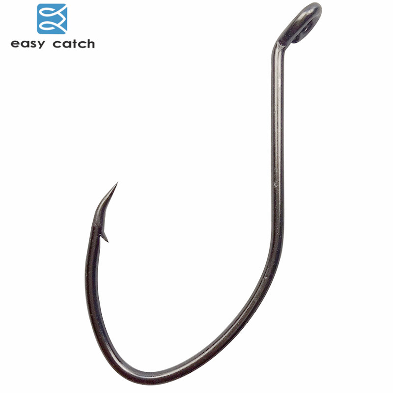 easy-catch-50pcs-8832-high-carbon-steel-fishing-hooks-black-offset-wide-gap-catfish-bait-fishhooks-s