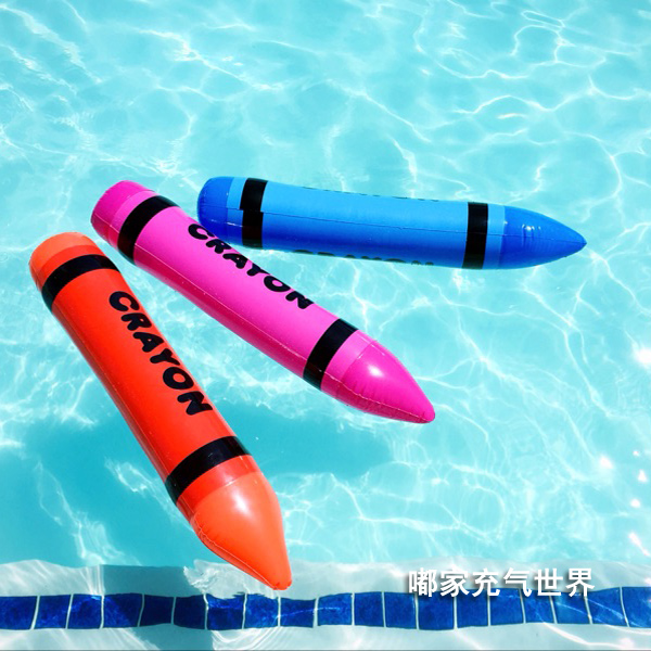 water play pool float gift super fun inflatable pencil entertainment