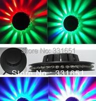 18 шт./лот Магия Сбор оптовая привело DJ Light эффект светодиодный свет диско