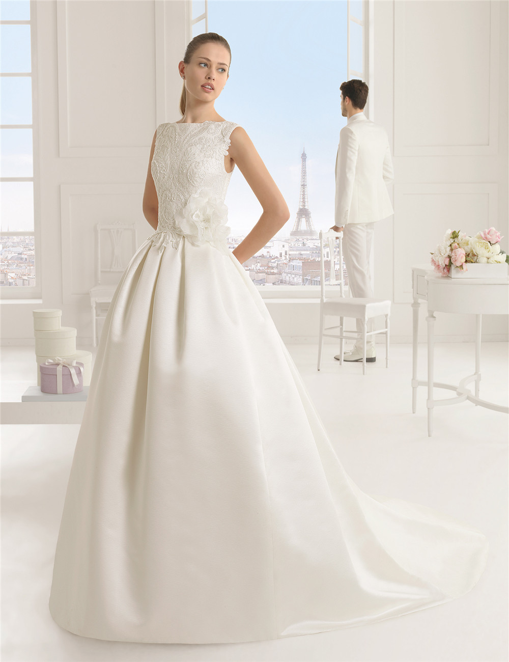 Simple Wedding Gowns Cheap Promotion-Shop for Promotional Simple ...
