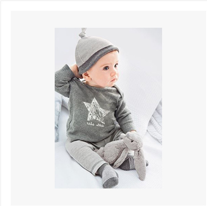 Wasailong-New-Spring-and-autumn-baby-boy-clothes-100cotton-3pcs-Hat-T-shirt-pants-The-stars-leisure-baby-boys-clothes-2