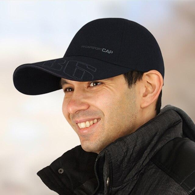 Вс шляпа бейсболка мужчина крышка осень мужской крышка осенью и зимой на открытом воздухе спортивная шапка