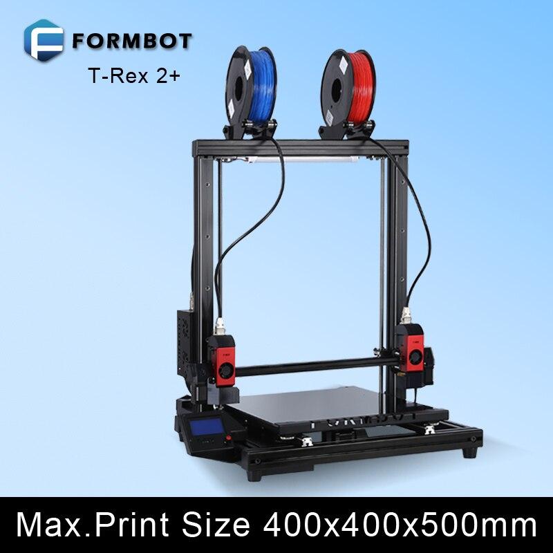 Formbot t-rex 2 + большой встроенный Размеры 3D-принтеры с лазерный гравер