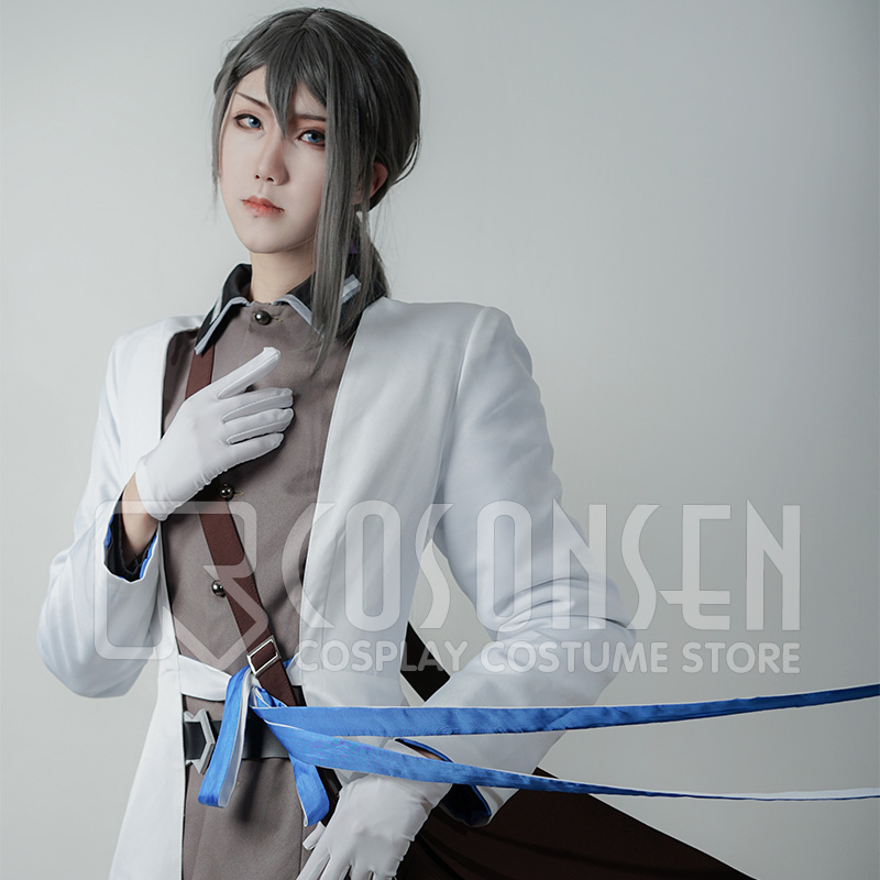 Hypnosis Mic The Dirty Dawg Jinguji Jakurai ill DOC Cosplay Costume Before The Battle COSPLAYONSEN Full