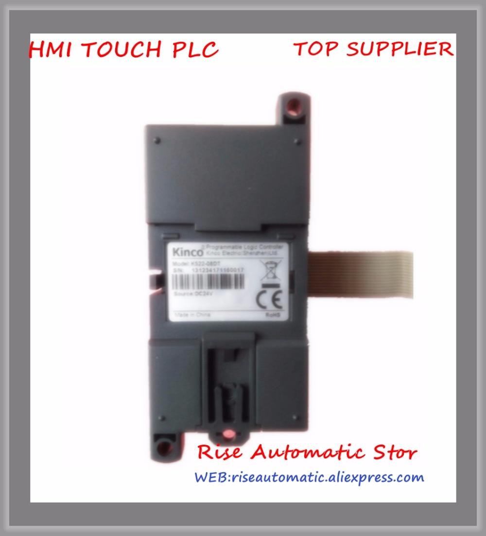 Brand New Original PLC Extension IO module DO 8 transistor output K522-08DT цены