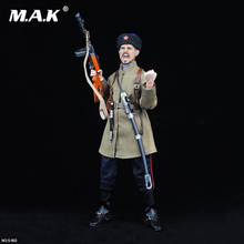 1:6 Action Figure Accessory 1/6 Scale WWII Soviet Cossack Cavalry Clothing Set No:S003 No figure body Toys Gift