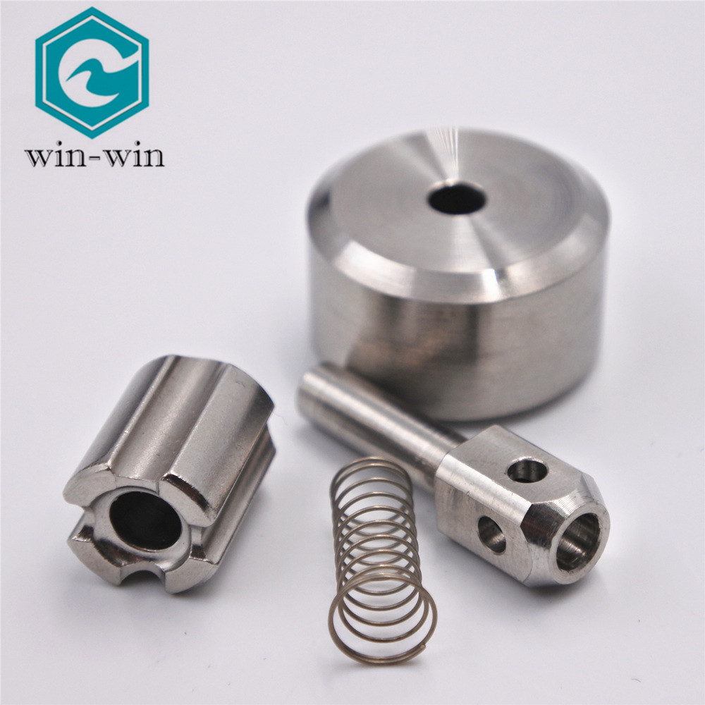 Waterjet cutting machine parts NO. 05133335 waterjet check valve discharge HP Check Valve Discharge, 0.88 plunger units