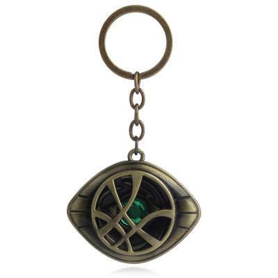 Avec le même porte-clés collier docteur étrange avec les accessoires porte-clés film cadeaux 2019 porte-clés chaud