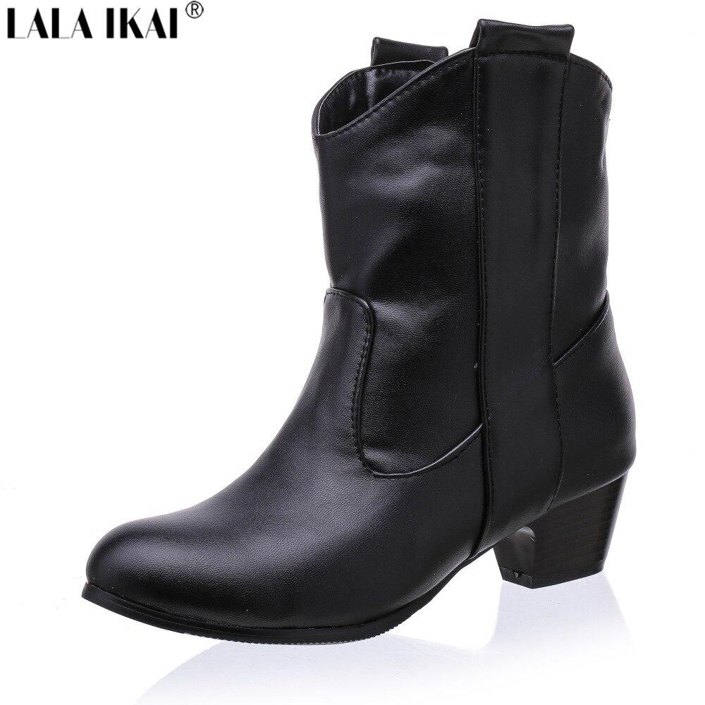 Popular 2016 Womens Short Cowboy Boots-Buy Cheap 2016 Womens Short