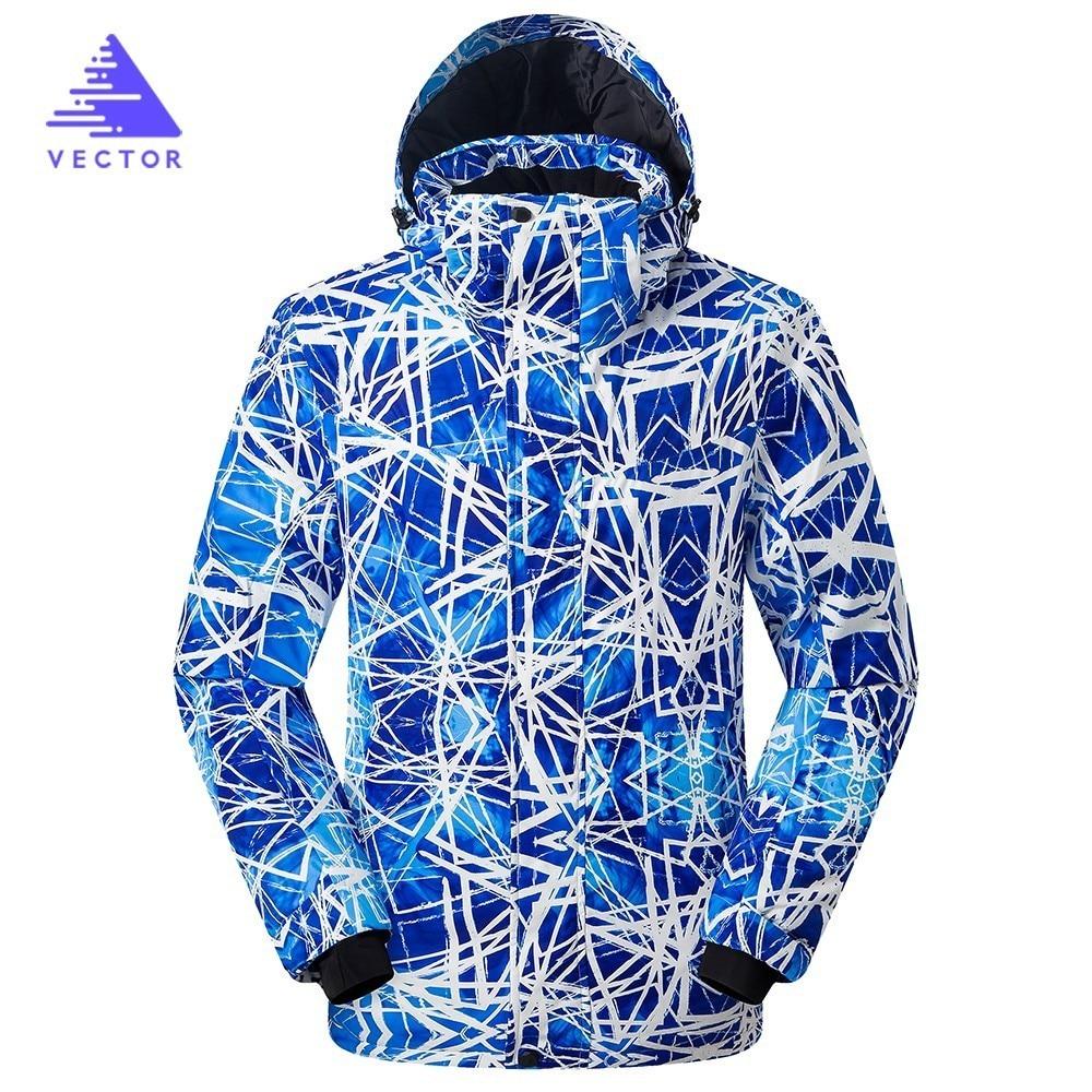Men's Winter Ski Snowboard Jacket Waterproof Windproof Coat Outdoor Skiing Clothing Men Warm New Arrival 2019 Exclusive Design