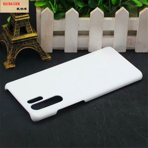 Image 2 - DHL Freeshipping For Huawei P30/P30 Pro/P30 Lite 3D Sublimation Cell Phone Cover Case