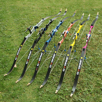 66 68 70 Takedown Recurve Bow Archery Hunting Bow Target Shooting Practice Bow 18lbs 40lbs Right & Left Hand Bow