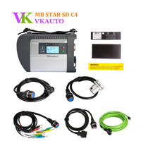 Choose Best Quality MB SD Connect Compact 4 V2016 5 Softwware Star SD C4 Wifi Diagnose