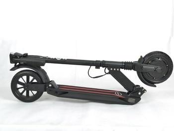 E-twow s2-patinete eléctrico plegable, patinete de 2 ruedas con pantalla a color, 2018 original